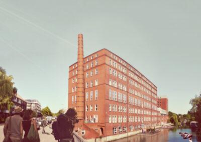 Alte Backfabrik, Hamburg