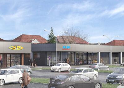 Fachmarktzentrum Heide
