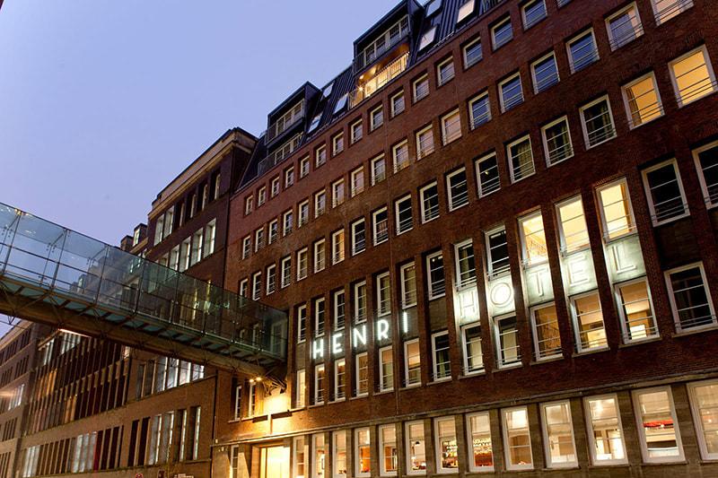 Henri Hotel, Hamburg